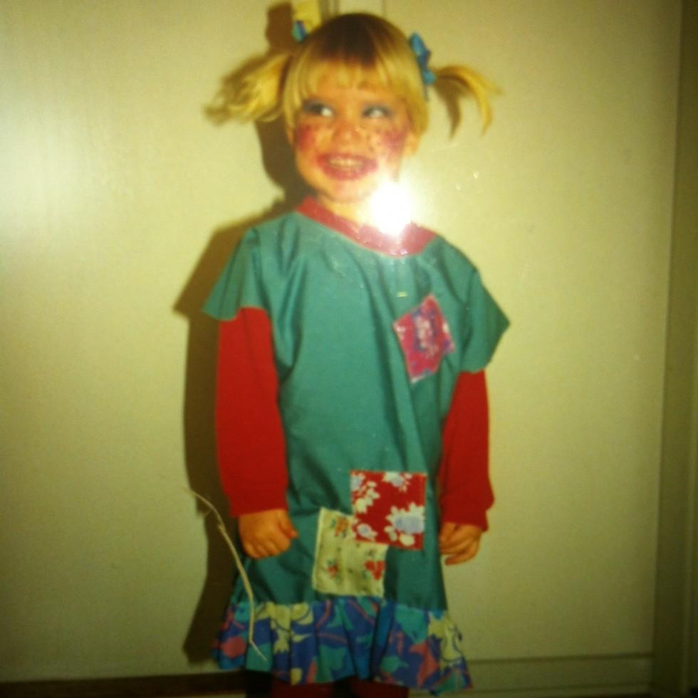 Mig som Pippi